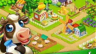 Игра Ферма Мания три в ряд на Андроид