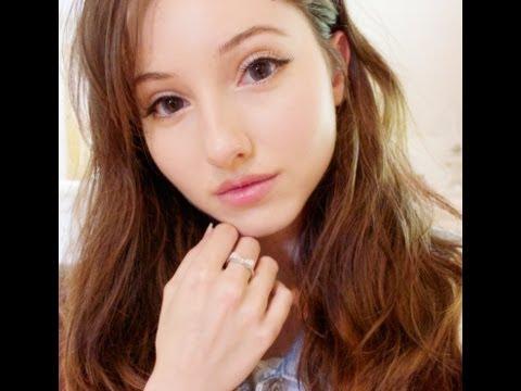 Real Life Doll MakeUp Tutorial (Basic Steps) ♡
