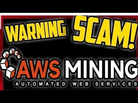 Awsmining Turns Into Huge Scam All Over The World
