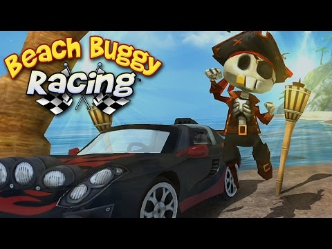 #9 Beach Buggy Racing - Typhoon Trophy - Gameplay - Walkthrough - Video Game