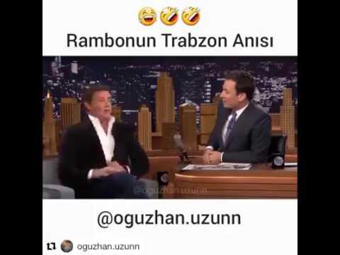 Rambonun trabzon anısı :)