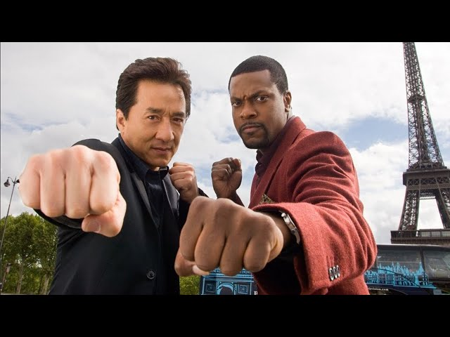 Action Movie 2020 - RUSH HOUR 1998 Full Movie HD- Best Jackie Chan Action Movies Full Length English
