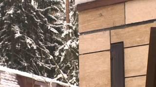 видео Распашные ворота Doorhan