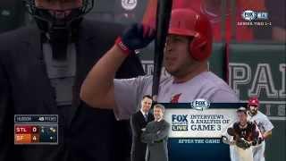 NLCS G3: Giants vs. Cardinals [Full Game HD]