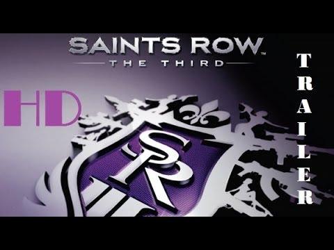 Saints Row 3 The Third Official Trailer 2011 HD
