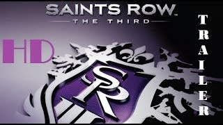 Saints Row 3 The Third Official Trailer 2011 HD