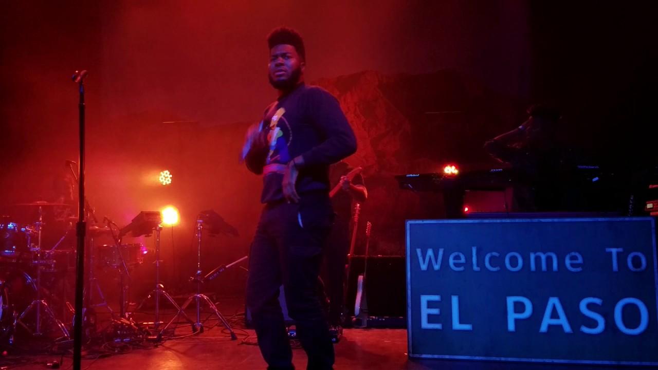 Download Khalid Live in concert                               Let's Go /Hopeless