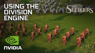 The Settlers - Visual Details Never Before Seen in an RTS