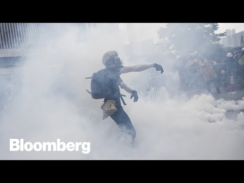 Why Hong Kong Erupted in Chaos