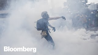 Why Hong Kong is in Chaos