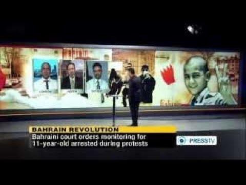 Bahrain Abuses Condoned By US vesves Saudi Arabia