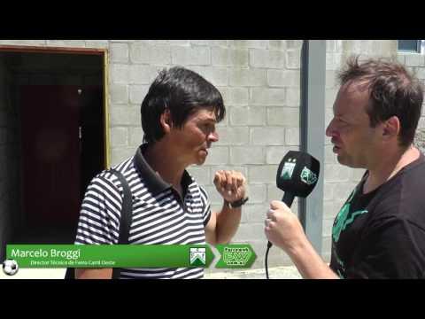 Ferro Web - Entrevista Al DT Broggi