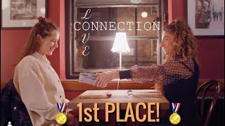 LOVE CONNECTION // Winner of Raindance's #LockdownLover​ Competition // 1 Minute Short Comedy (2021)
