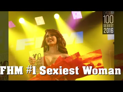 FHM #1 Sexiest Woman Jessy Mendiola - Walks down the ramp