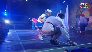 Фестиваль Союзного государства «Творчество юных» открылся в Анапе