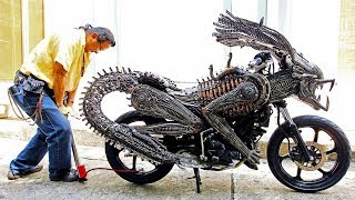 dnyada sadece 1 tane var zel uralm 6 benzersiz motorsiklet