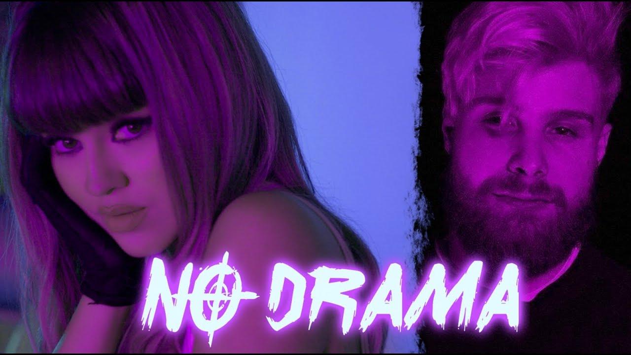 Dominique x Robert Cristian - No Drama (Official Music Video)
