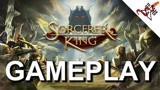 Sorcerer King: Rivals - GAMEPLAY [Turn Based Strategy like Heroes of Might and Magic]