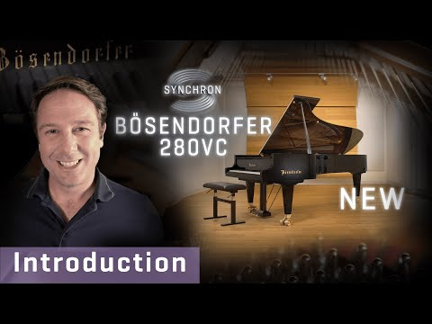 Bösendorfer 280VC - Introduction