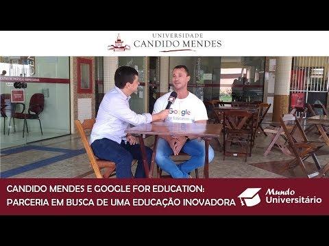Candido Mendes e Google for Education: parceria em busca de uma educação inovadora