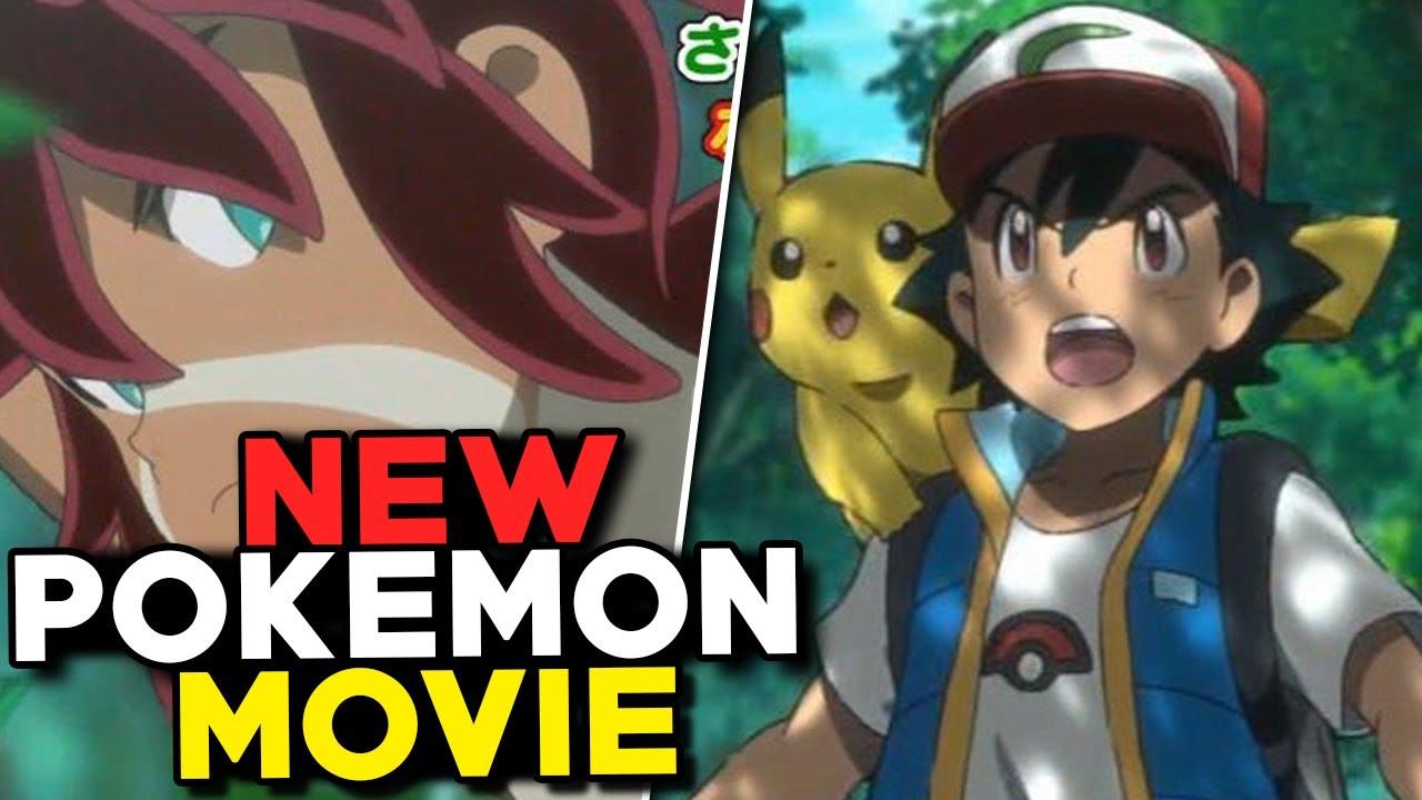 New Pokemon Movie Trailer Pokemon The Movie Coco Breakdown More