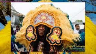 Big Chief Monk Boudreaux Kennedy Center Video