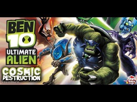 Ben 10 ultimate alien cosmic destruction Episode 1