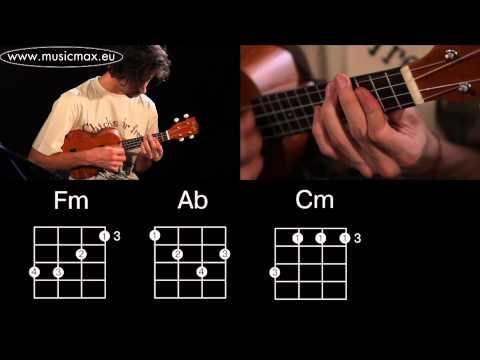 Depeche Mode - Enjoy The Silence ukulele chords