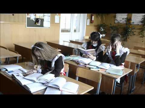 """11 """"А""""класс Школа №11 Струнино """"На пороге расставания"""""""