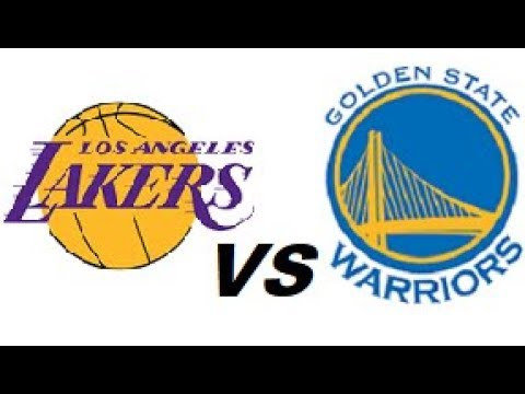 Los Angeles Lakers vs Golden State Warriors NBA Highlights (October 13th 2018)