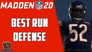 MADDEN 20 HOW TO PLAY DEFENSE  - HOW TO STOP THE RUN - SHUTDOWN DEFENSE