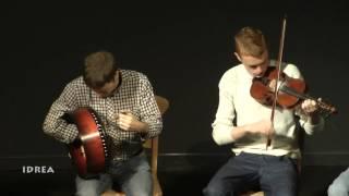 Jim Higgins Bodhran Solo, Part 1 - Craiceann Bodhran Festival 2013