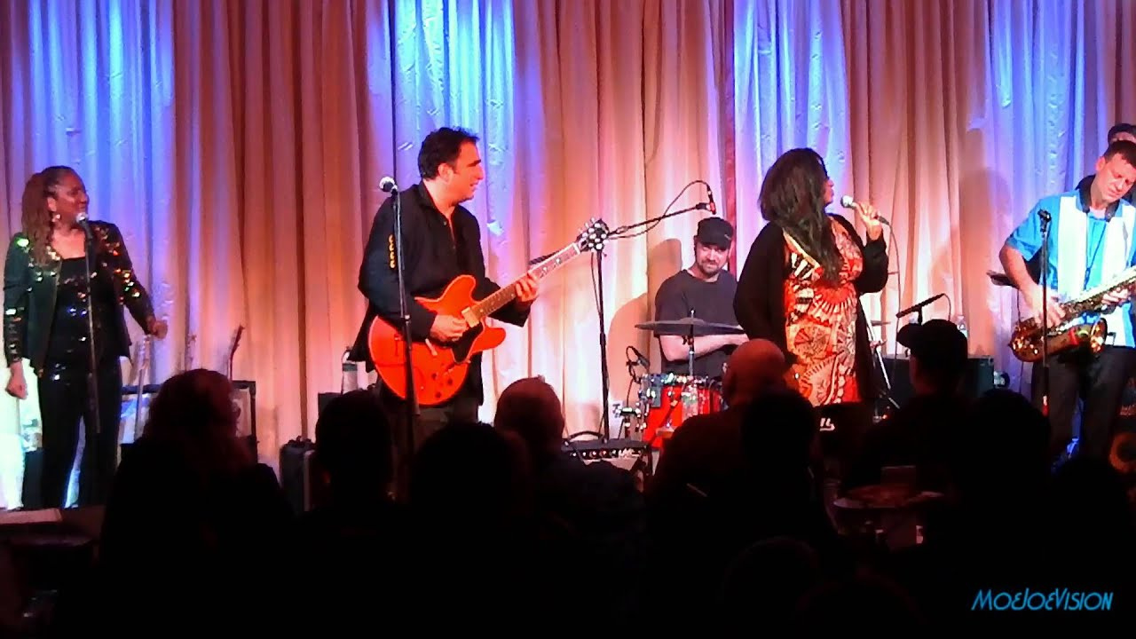 Jeff Pitchell & Texas Flood w/Sp Guest Claudette King Live @ The Bull Run 12/11/15