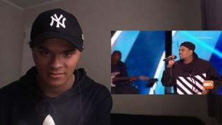 THROWBACK - Chris Brown - 2014 Soul Train Music Awards (REACTION)