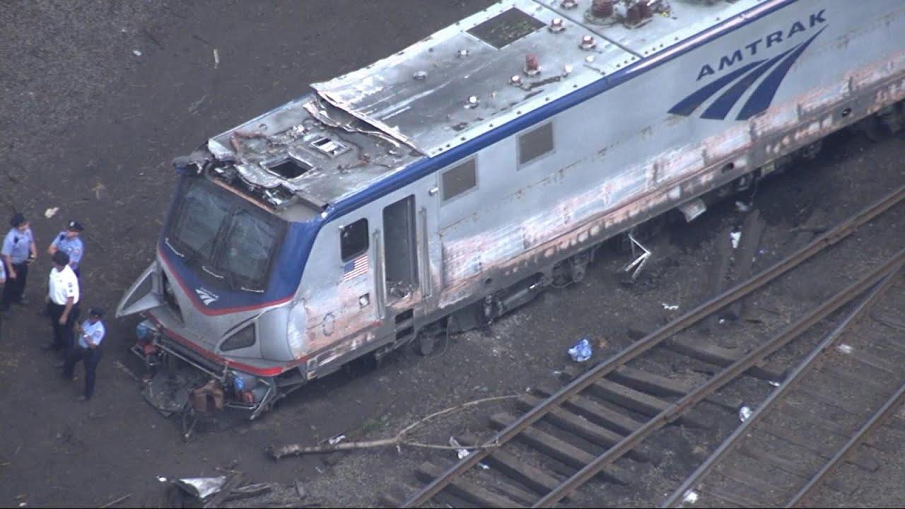 Amtrak Train Derailment: New Crash Details Emerge | Doovi