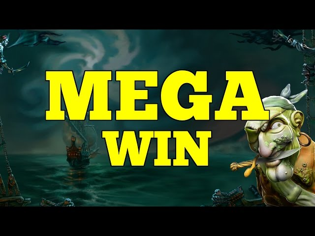 ★ GHOST PIRATES ★ 60 FREE SPINS - MEGA WIN
