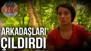 Sabriye Parkurda Yarışırken Arkadaşları Benchte Çıldırdı! | Survivor 2017