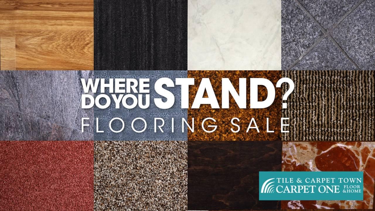 Tile Carpet Town Where Do You Stand 2017
