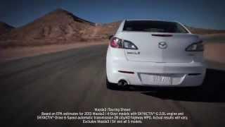 2013 Mazda3 — 4Door Sedan Walkthrough