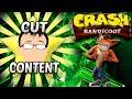 Crash Bandicoot Cut Content - Badman