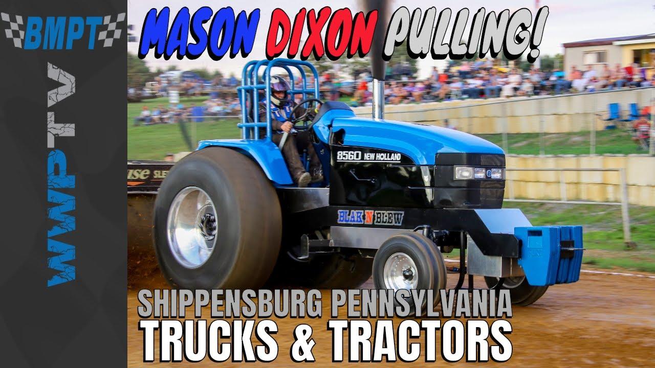 Shippensburg tractor pulls
