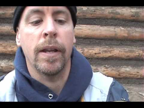 Hudson's Bay Mountain Man Trapper Fire