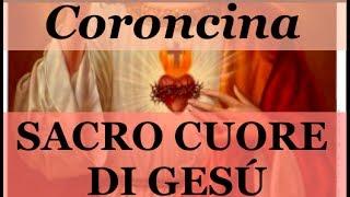 Coroncina al Sacro Cuore di Gesù❤️