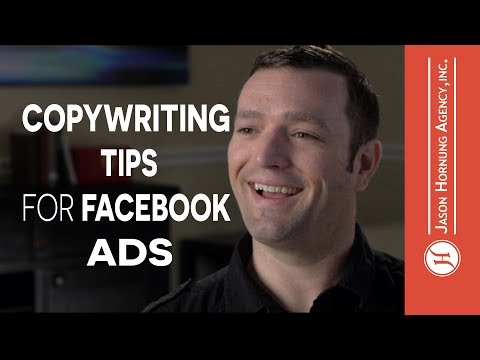 3 Copywriting Tips For Facebook Ads