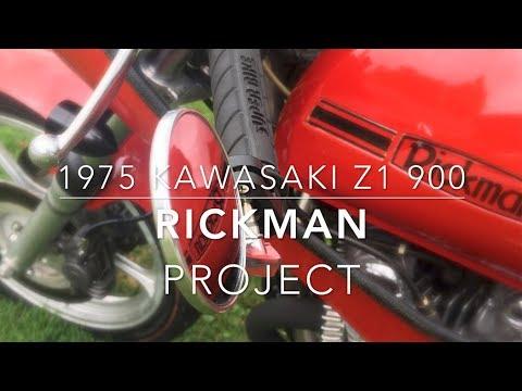 Rickman 1975 Kawasaki Z1 900 Restoration Extended Version