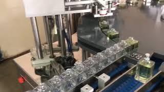Otomatik parfüm dolum makinesi