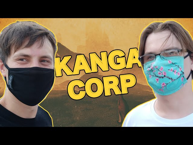 Interview with Nekkun of Kanga Corp. (label's 1st cassette unboxing)