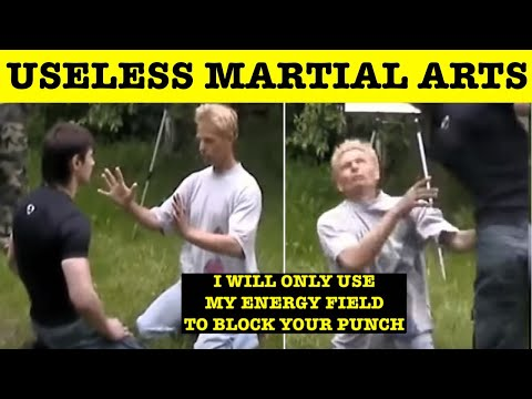 PART 1 - Top 5 USELESS Martial Arts & Fighting Styles