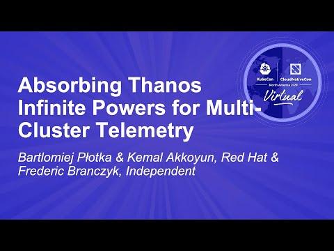 Absorbing Thanos Infinite Powers for Multi-Cluster Telemetry - Bartlomiej Płotka
