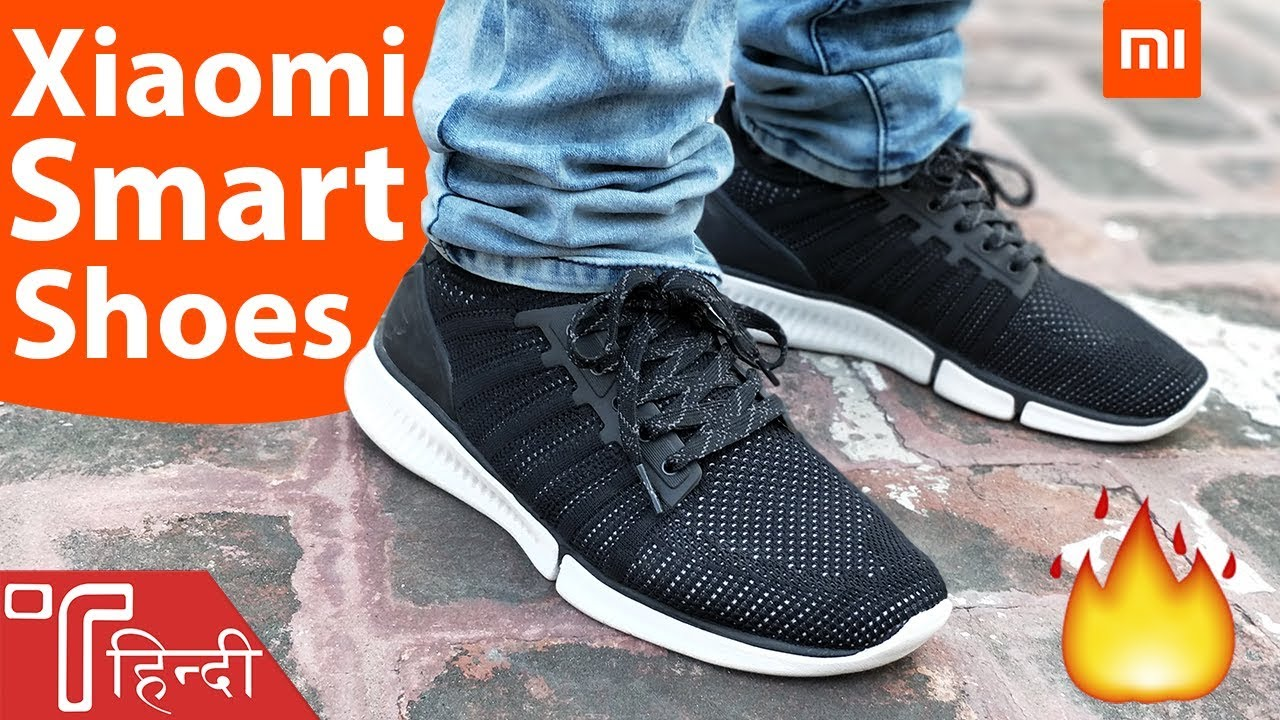 Xiaomi Mijia Smart Shoes Review in HINDI - Best Sports